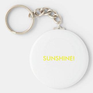 Sunshine Key Ring