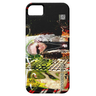 Sunshine King Big town center for I Phone 5 Case For The iPhone 5