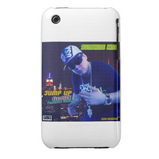 Sunshine King - Jump UP (RMX) I Phone 3G/3Gs iPhone 3 Covers