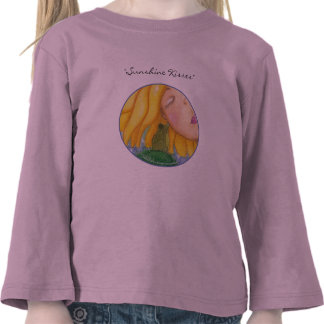 Sunshine Kisses T Shirts
