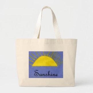 Sunshine Large Tote Bag