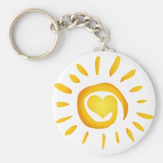 Sunshine Love Key Chains