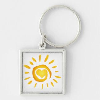 Sunshine Love Keychains
