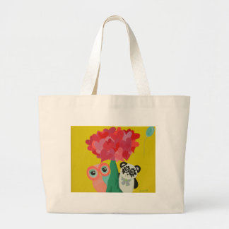 Sunshine Love Jumbo Tote Bag