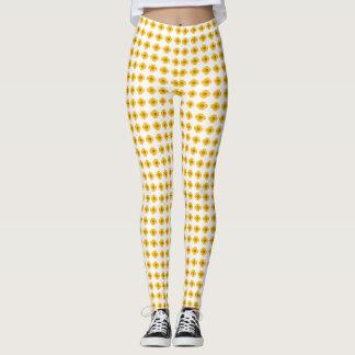 SUNSHINE-MOD-FLORAL(c)--LEGGING'S_XS-XL Leggings