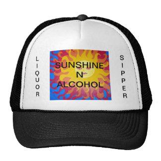Sunshine N Alcohol Cap
