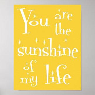 Sunshine of My Life Poster