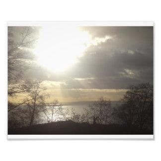 Sunshine On The Water Photo Print