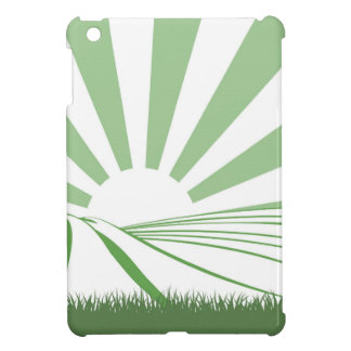 Sunshine Over Hill Fields Cover For The iPad Mini