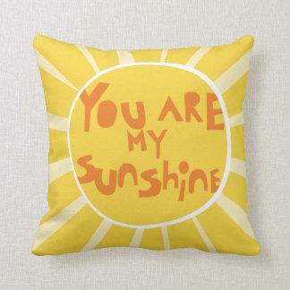 Sunshine_PillowCover_yellow Cushion