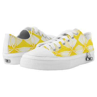 Sunshine Rays Printed Shoes