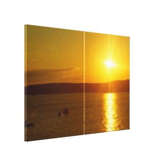 Sunshine Reflects Canvas Prints