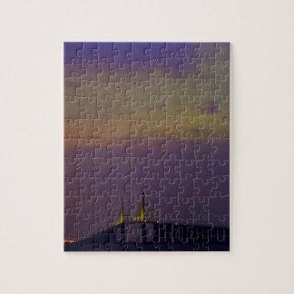 Sunshine Skyway Bridge Puzzles