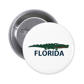 Sunshine State. 6 Cm Round Badge