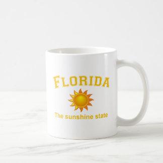 Sunshine State Basic White Mug