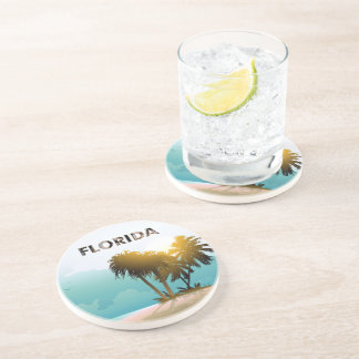 Sunshine State Drink Coasters