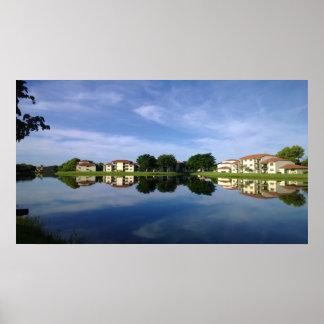 Sunshine State Florida beautiful Poster