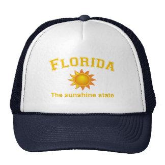 Sunshine State Trucker Hats