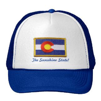 Sunshine state lid cap