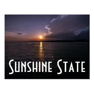 Sunshine State Postcard