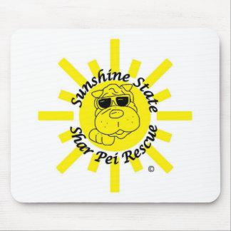 Sunshine State Shar Pei Rescue MousePad