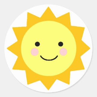 Sunshine Sticker