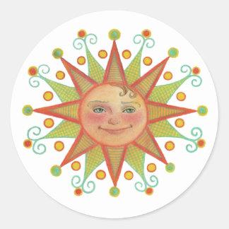 Sunshine Stickers