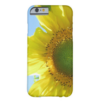 Sunshine Sunflower calls me Barely There iPhone 6 Case