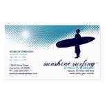 sunshine surfing