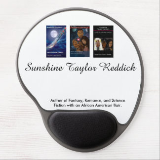 Sunshine Taylor Reddick Gel Mousepad Gel Mouse Pad