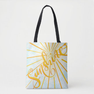 Sunshine Totebag Tote Bag