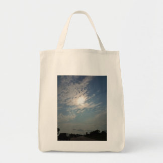 Sunshine with Clouds Tote Bag