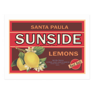 Sunside Postcard