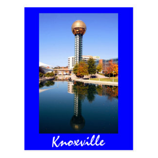Sunsphere Knoxville Tennessee Postcards
