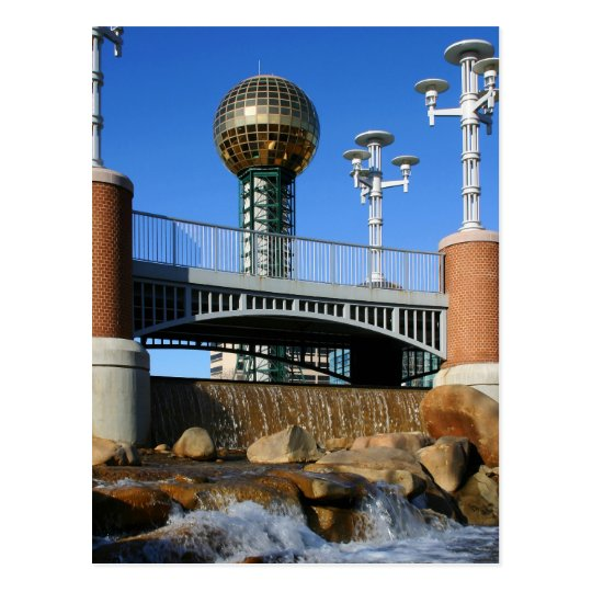 Sunsphere Postcard