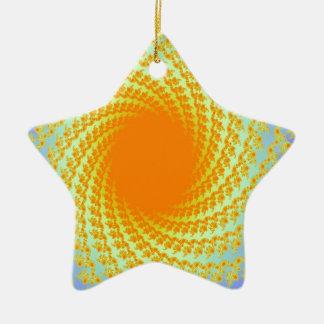 Sunsplash Christmas Ornament