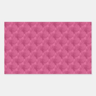 SunSpots Tiled Pattern Rectangular Sticker
