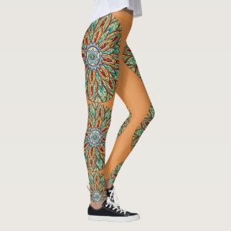 Sunstar Boho Gems Leggings