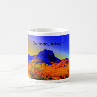 SunSuzi Images - Oatman, Arizona Mountain Mug