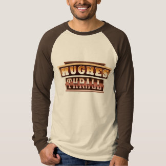Suntan Brown Raglan Shirt