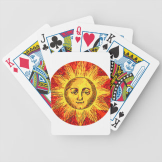 Suntastic Poker Deck