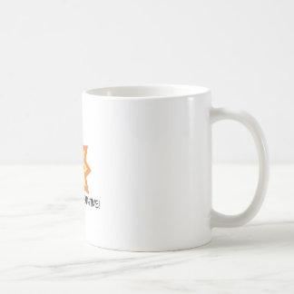 Suntime! Classic White Coffee Mug