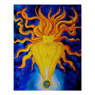 Sunworld Poster
