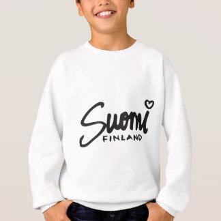 Suomi Finland 1 Sweatshirt
