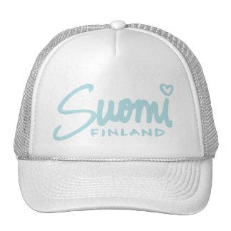 Suomi Finland 5 Hat