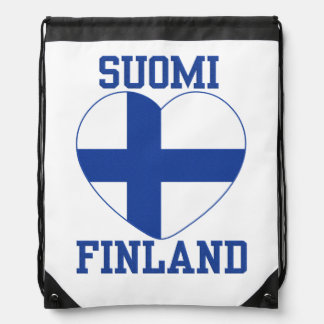 SUOMI FINLAND backpack