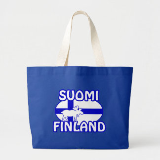 Suomi Finland bag - choose style & color