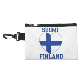 SUOMI FINLAND custom accessory bag