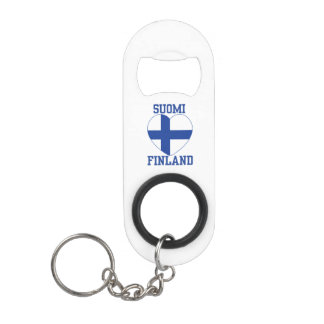 SUOMI FINLAND custom bottle opener