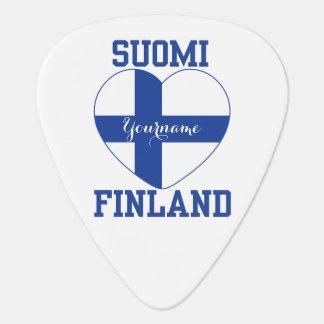 SUOMI FINLAND custom guitar picks
